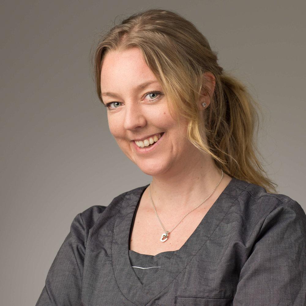 Tandsköterska My Axelsson