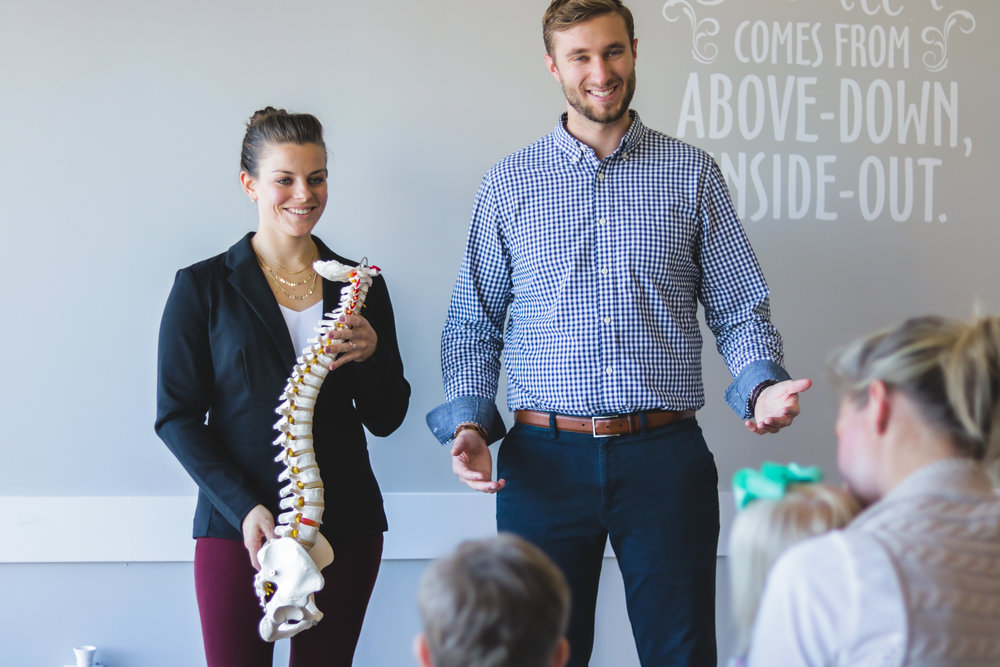Why chiropractic -