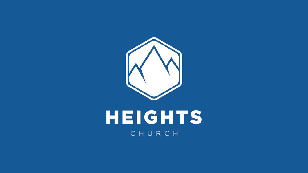 Donated to  Heights Church .