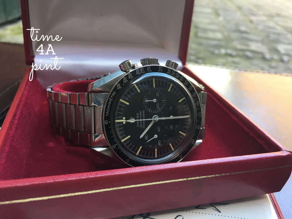 "Omega Speedmaster Professional 105.012-66 ""Neil Armstrong"""