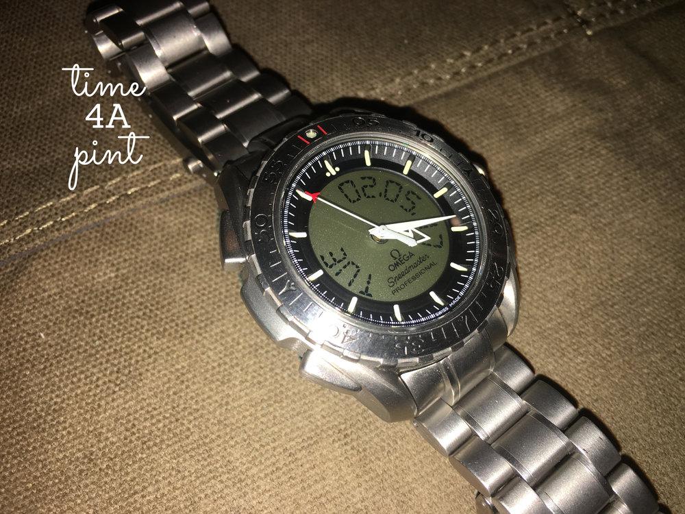 Omega Speedmaster Professional X-33