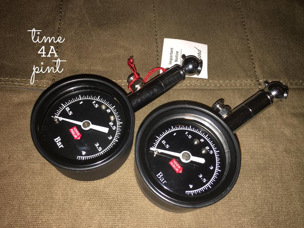 Chopard Mille Miglia Tyre Pressure Gauges