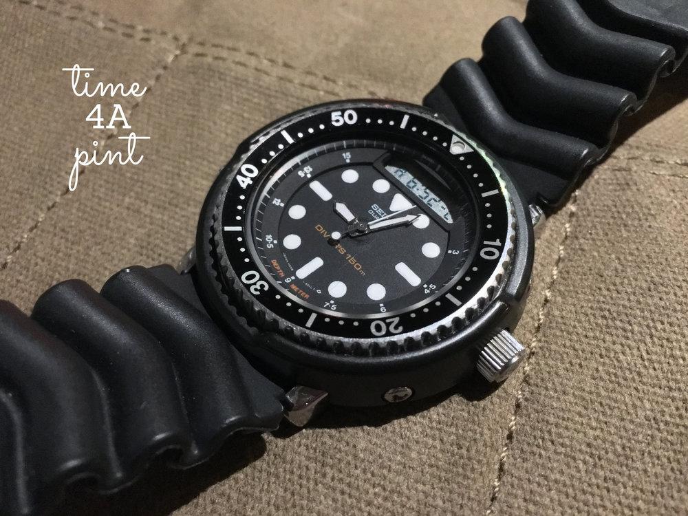 "Seiko H558-501L ""Arnie"""