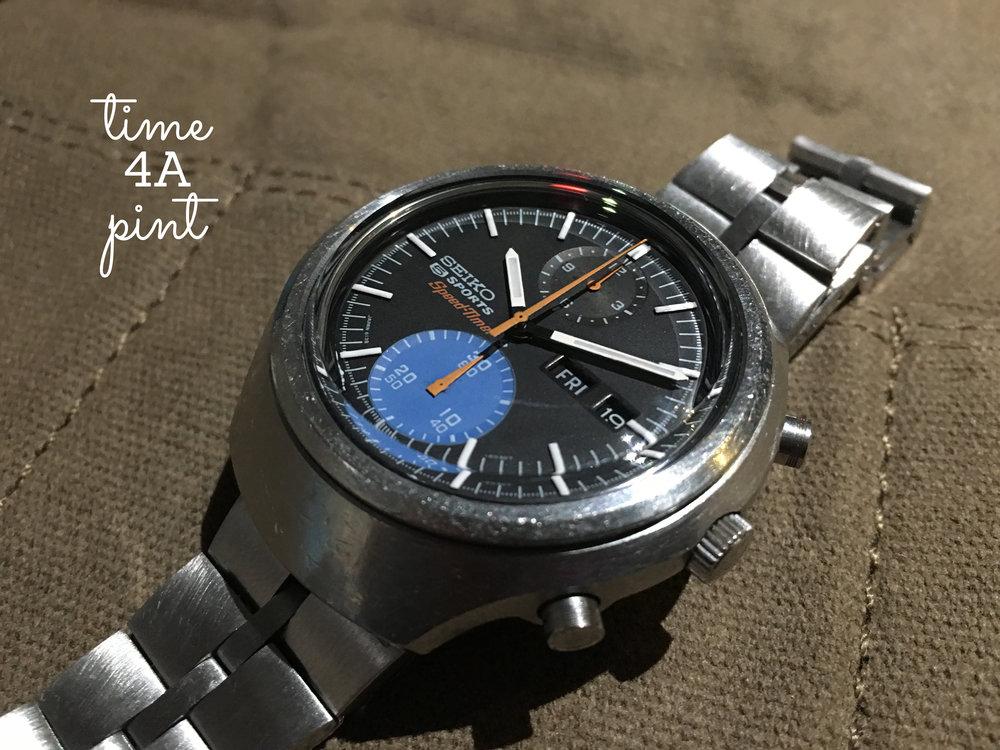 Seiko 6138 Chronograph