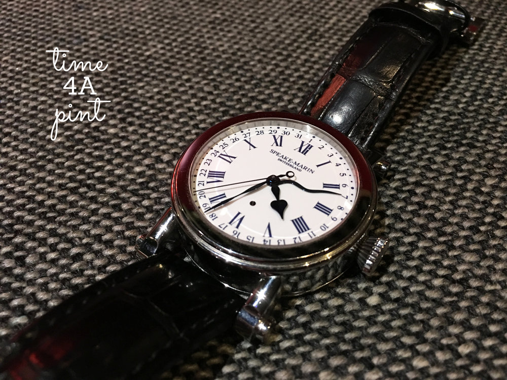 Speake Marin The Serpent Picadilly
