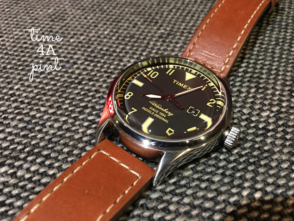 Timex The Waterbury Redwing Special Edition