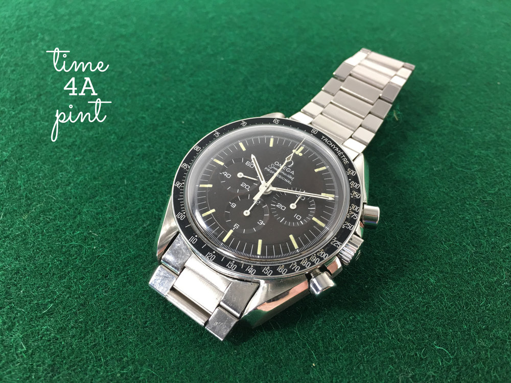 "Omega Speedmaster 145.022 ""Chef's watch"""
