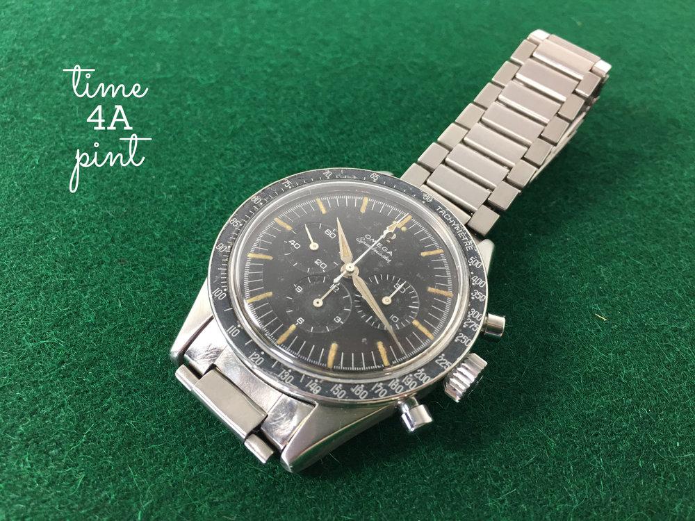 Omega Speedmaster 105.002 FAP