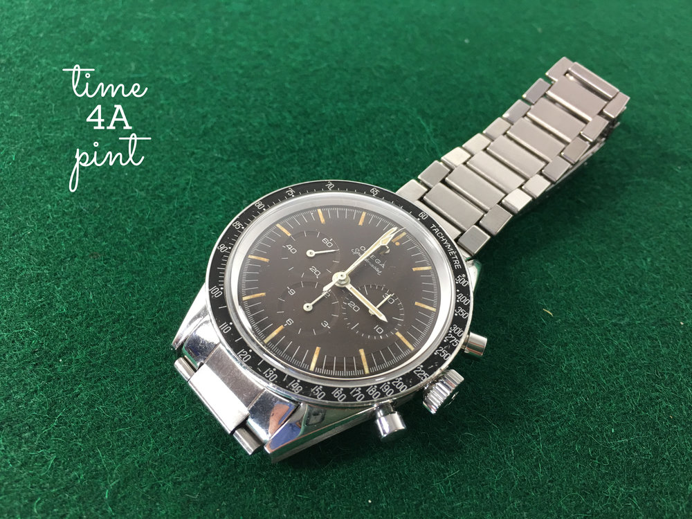"Omega Speedmaster 105.002 ""Brown"""