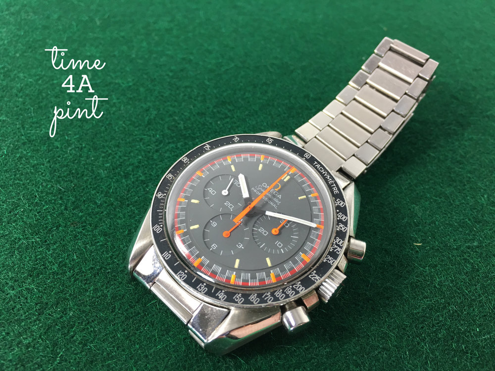 "Omega Speedmaster 145.022-69 ""Grey racing"""
