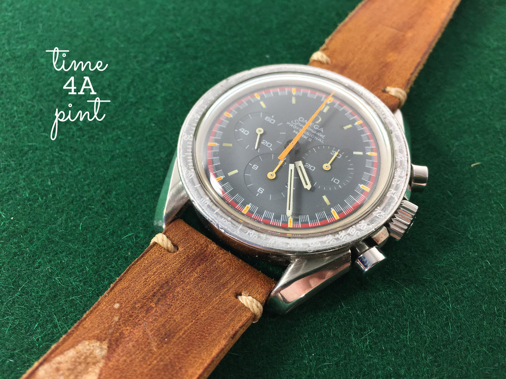 Omega Speedmaster MKII/Professional Build