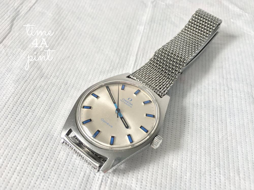Omega Geneve Automatic 165.041