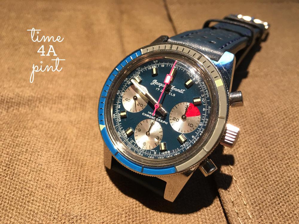 Jacques Monnat Chronograph (Valjoux 7736)