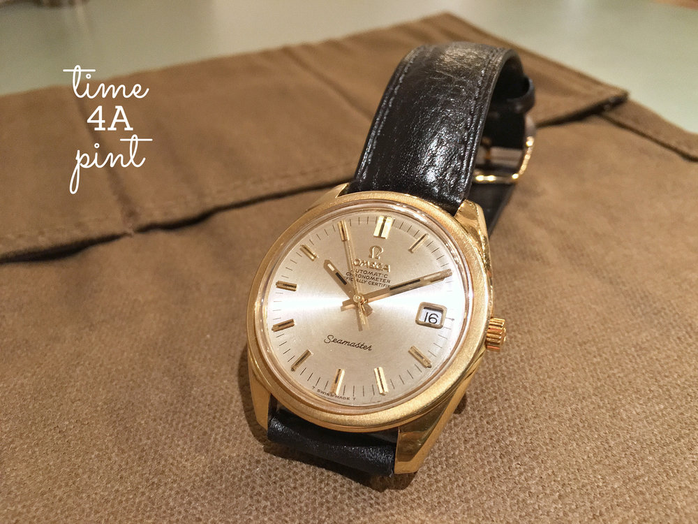 Omega Seamaster Automatic Chronometer (Ref. BA 368.0831)
