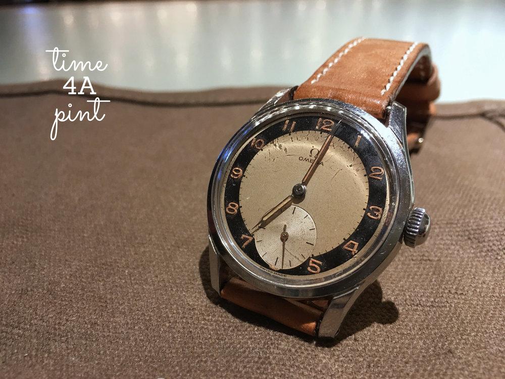 1950s Omega 30T2