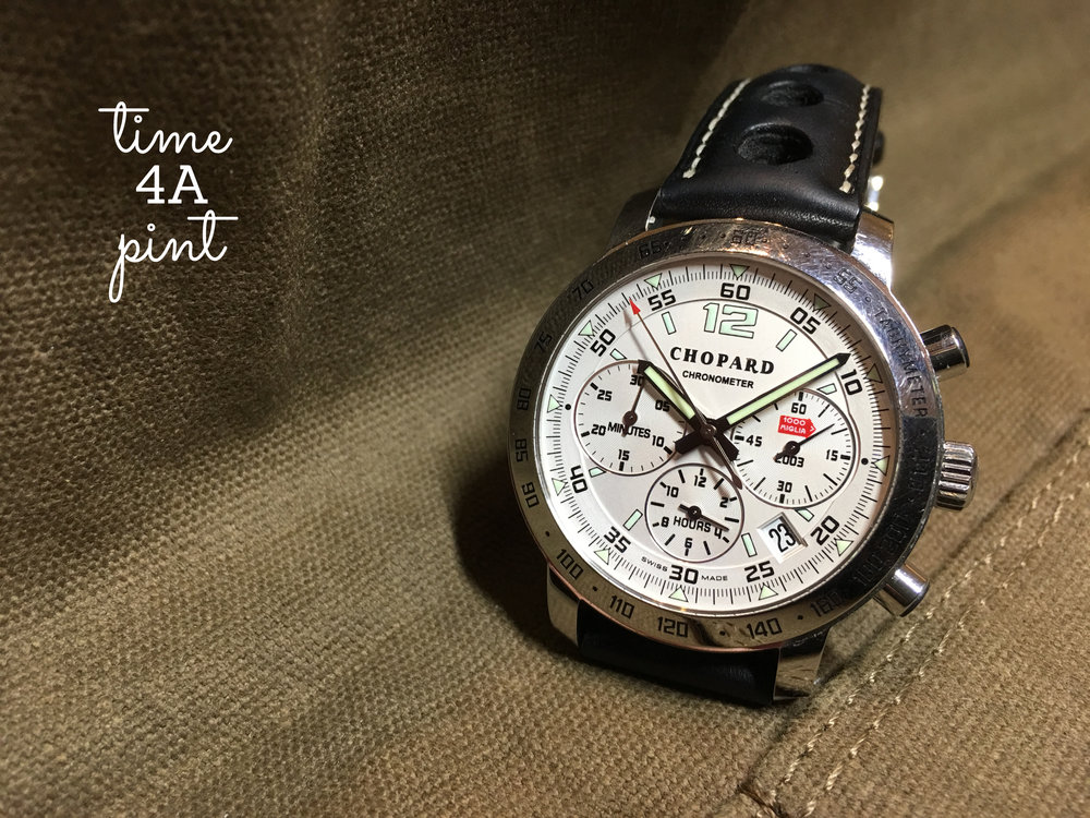 Chopard Mille Miglia 2003 Limited Edition