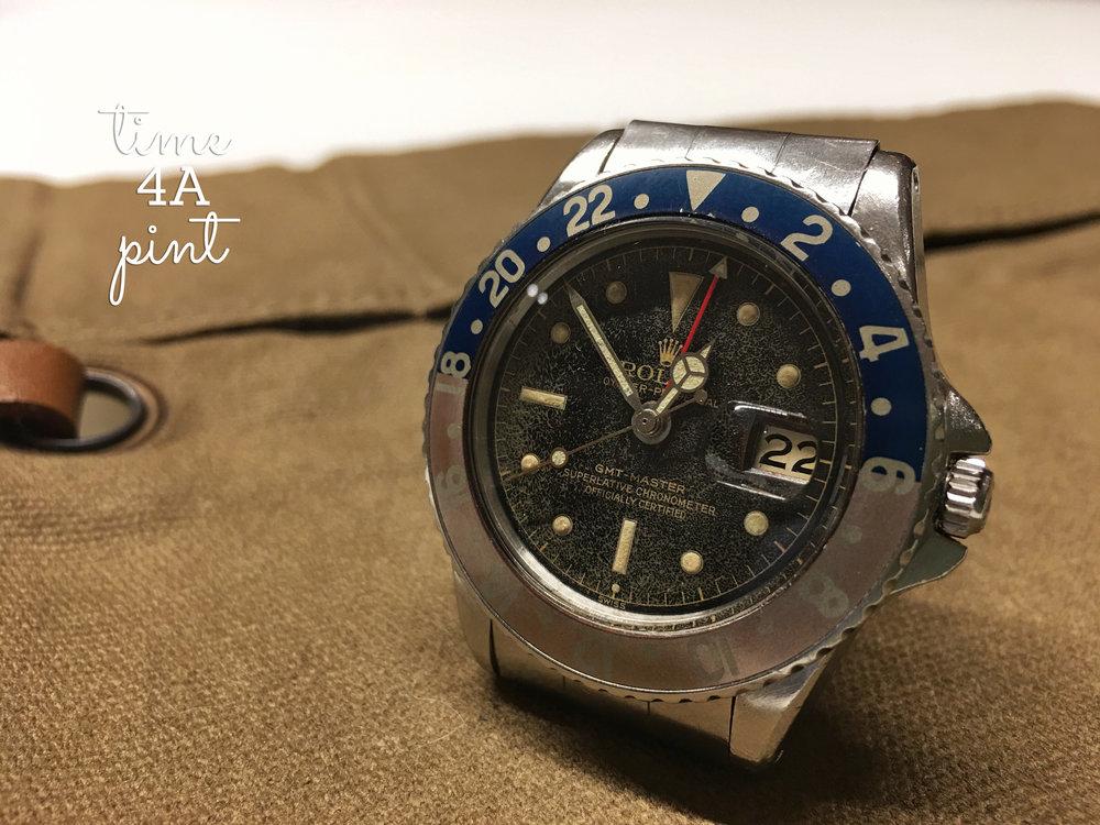 1961 Rolex 1675 GMT-Master