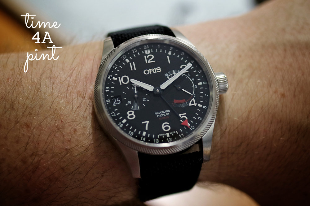 Oris Big Crown ProPilot Calibre 114 -