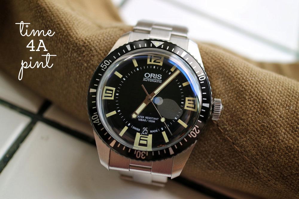 Oris Diver 65 40mm