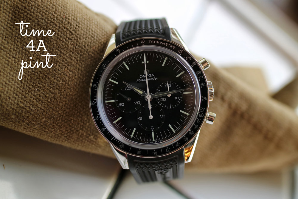 Omega Speedmaster First Omega in Space Numbered Edition