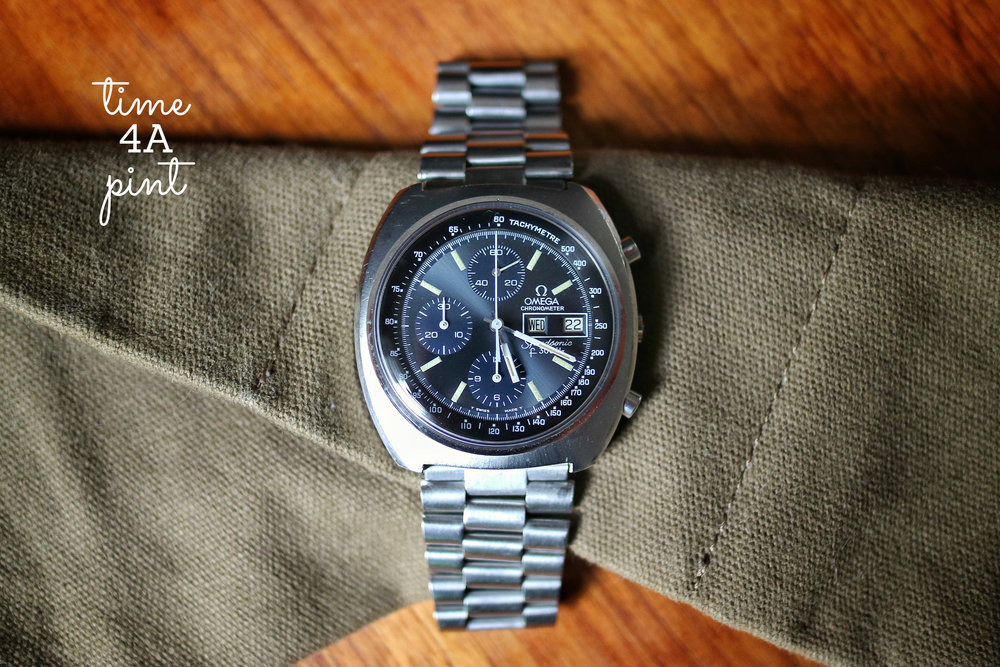 1974 Omega Speedsonic (reference 188.0002)