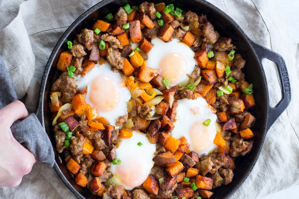 Whole 30 Breakfast Hash