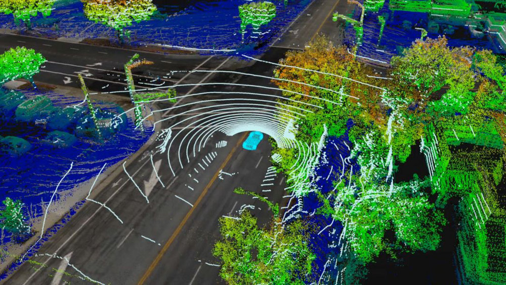 Companies Race to Dominate the World of Maps for Driverless Cars - Futurism.com
