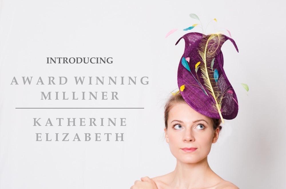Katherine Elizabeth is a luxury millinery designer SPECIALIZING in bespoke 88a071c8f34