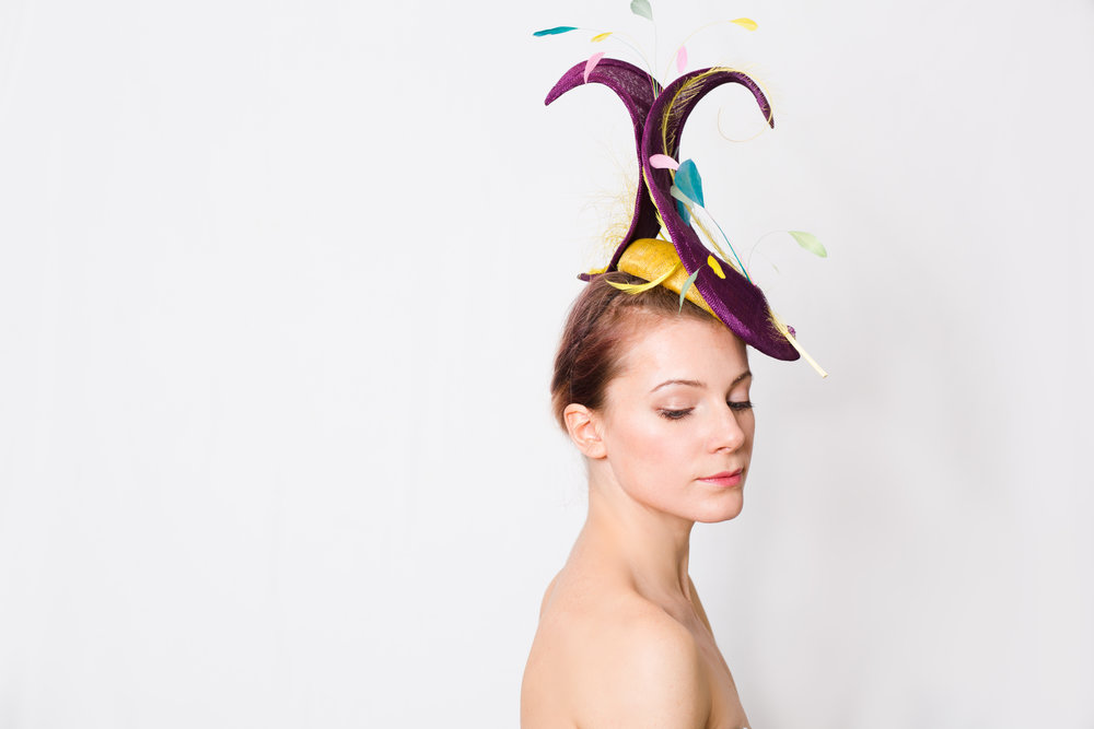 Email us at  katherine@katherineelizabethhats.com  to book an appointment and discuss your dreamed hat.  We look forward to meeting you!  X