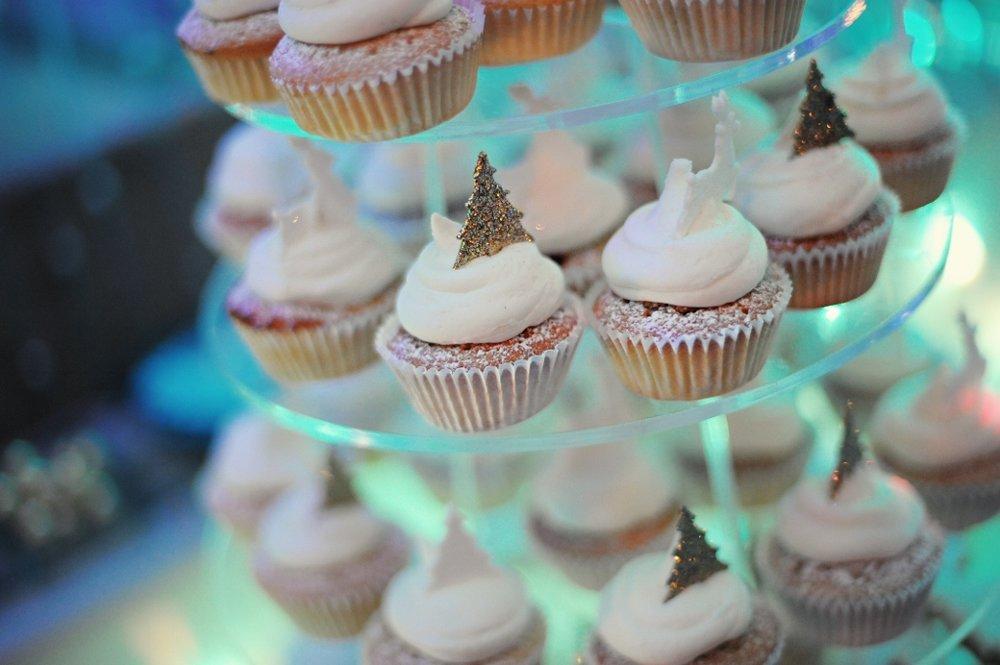 Cinamon Christmas Cupcakes
