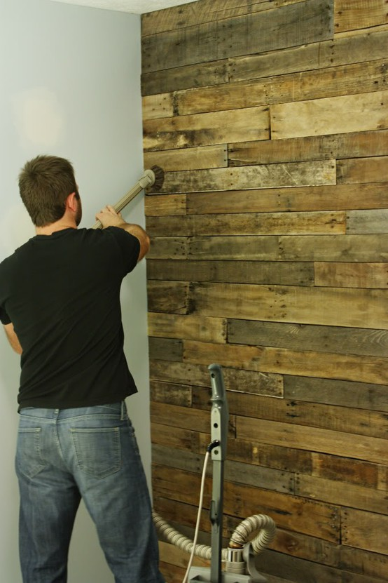 Reclaimed Wood Design Ideas