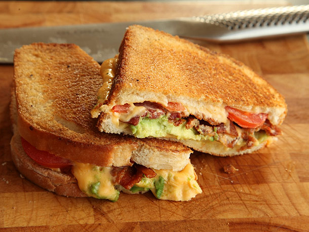 Ashevile Grilled Cheese Recipe