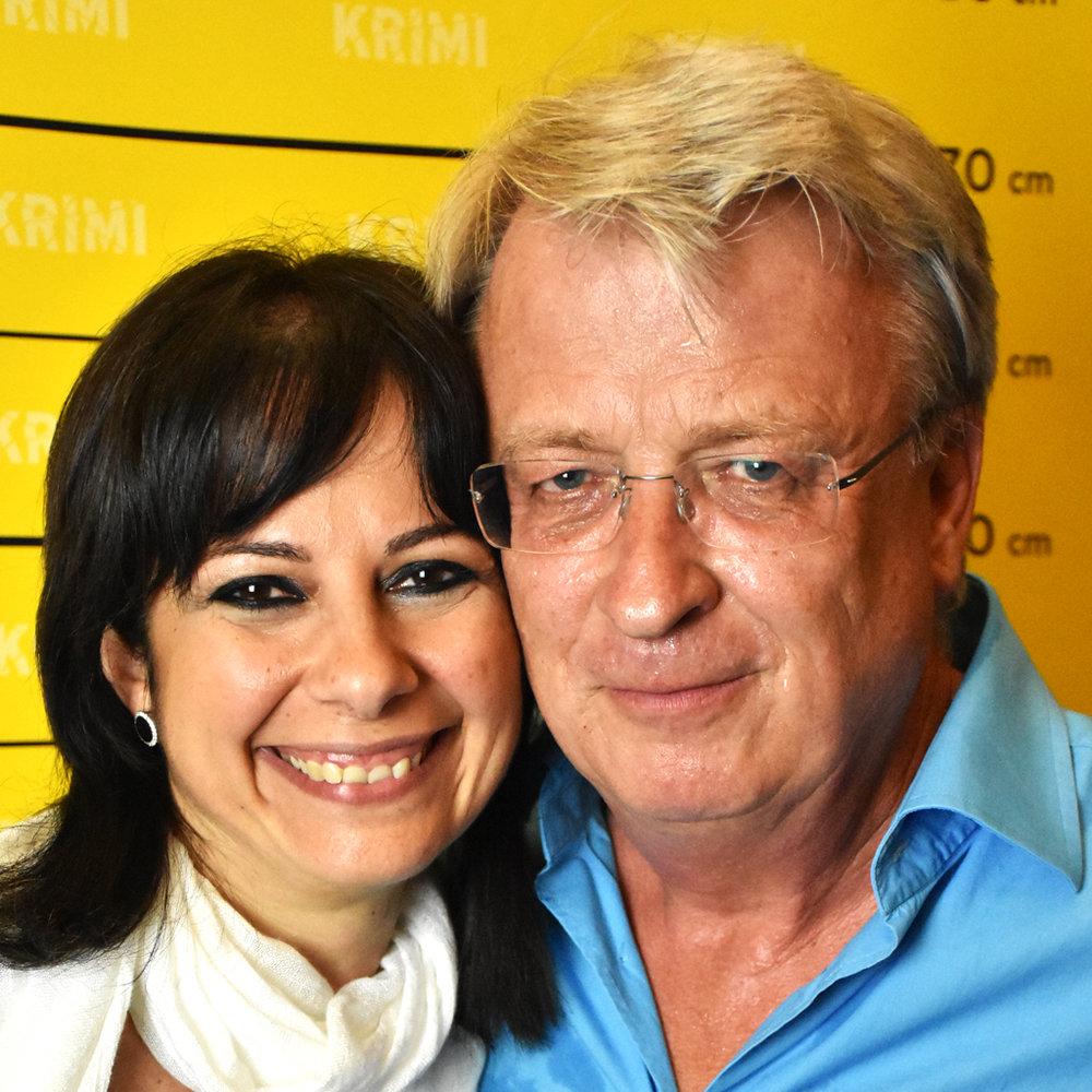Cristina Marra e Veit Heinichin