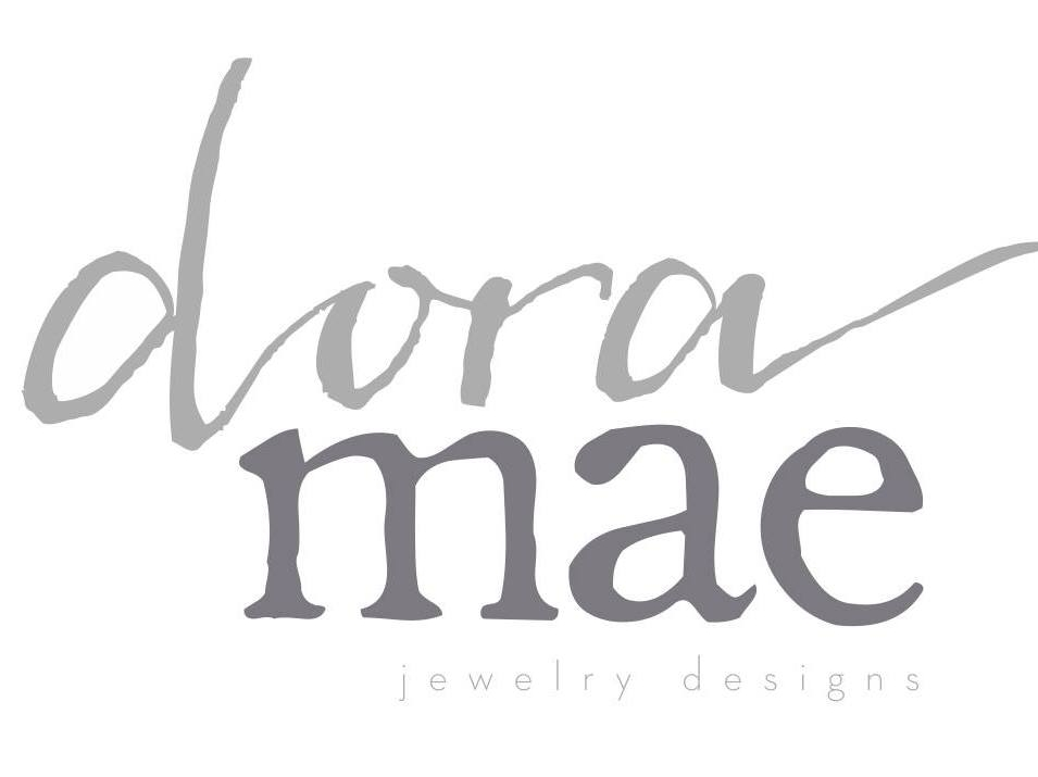 """Click on logo to access the official website of Dora Mae Jewelry ... """"One thing we've always known is it's never been about the """"what"""" (the jewelry) but always about the """"why"""" – breathing new life and beauty into the world, one heirloom at a time! A business of """"selling jewelry"""" would have quickly smothered my creative spirit and passion for people and their stories. Rather than merely sell, we  invite others into the joy and adventure of restoring life to family treasures."""
