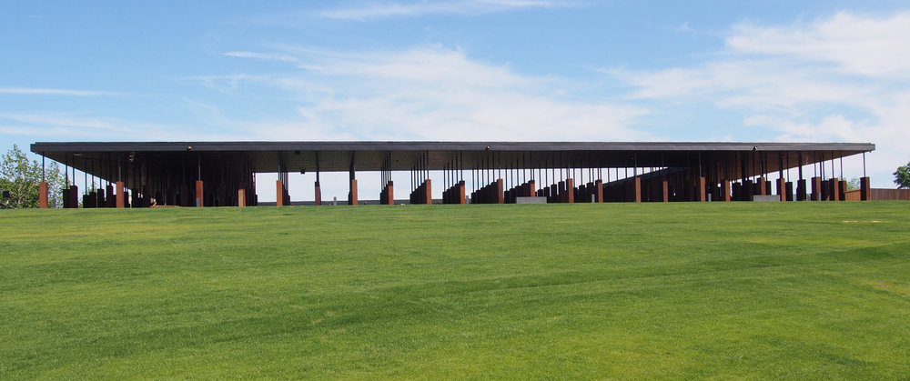 National Memorial for Peace and Justice: Lynching Memorial