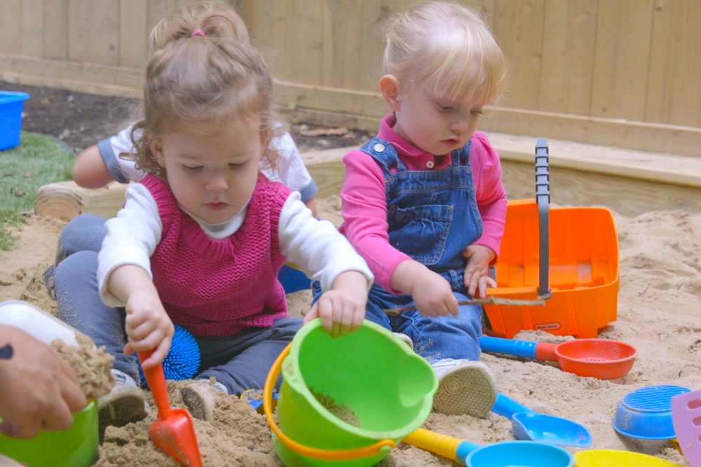 At Beansprouts - children spend their days playing and sharing in a structured environment designed to stimulate their curiosity and build on successful experiences. Our children learn through hands-on engagement and are encouraged to express themselves.