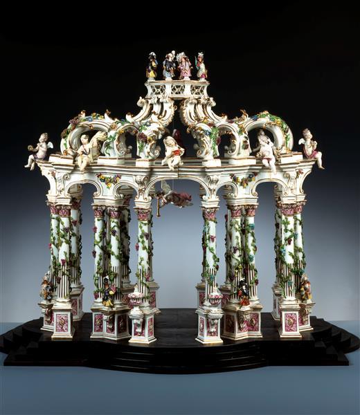 Image:Porzellansammlung, Staatliche Kunstsammlungen Dresden, photo: Jürgen Karpinski