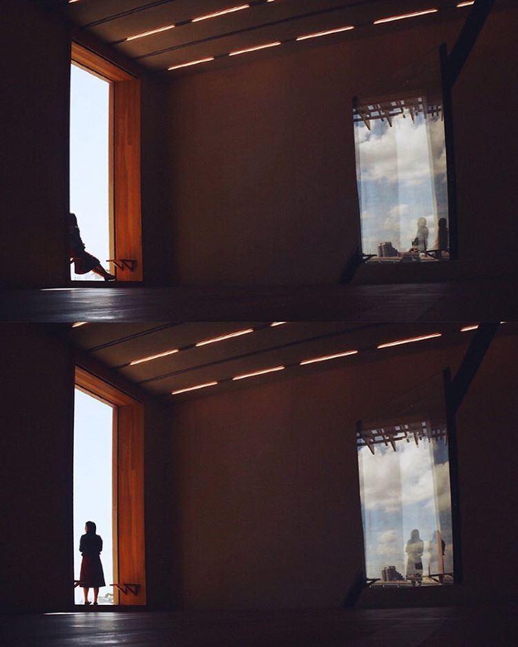Reflection by #sarahoppenheimer   Camera on the floor _32868604914_l.jpg