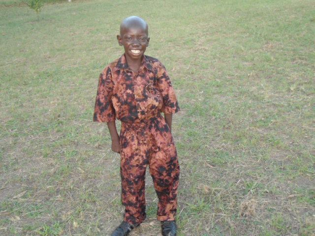 Sweet Peter had many medical struggles & is now with Jesus.