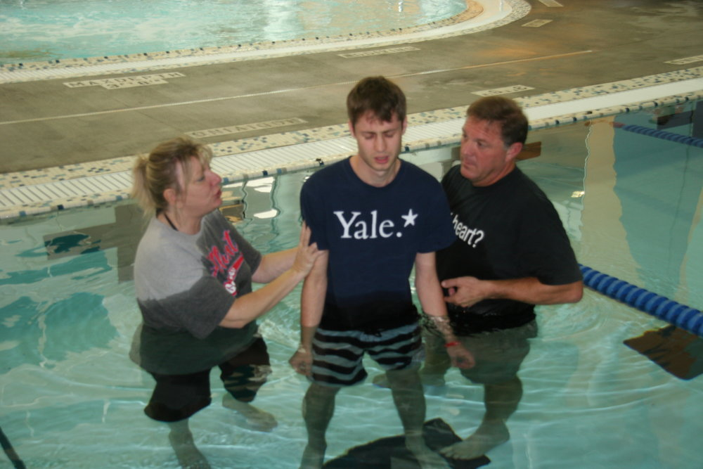 Gospel going forth - The reason we do all that we do is for the gospel to go forth to the nations. We have seen many come to a point of salvation, water baptism & the filling of the Holy Spirit.