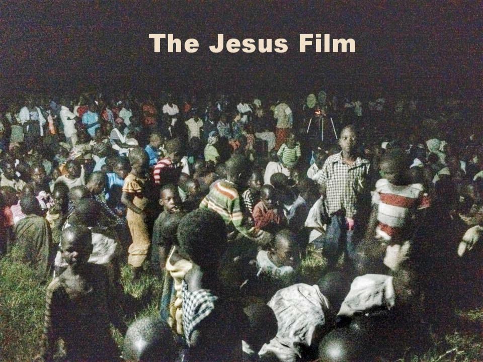 Everybody loves the Jesus Film