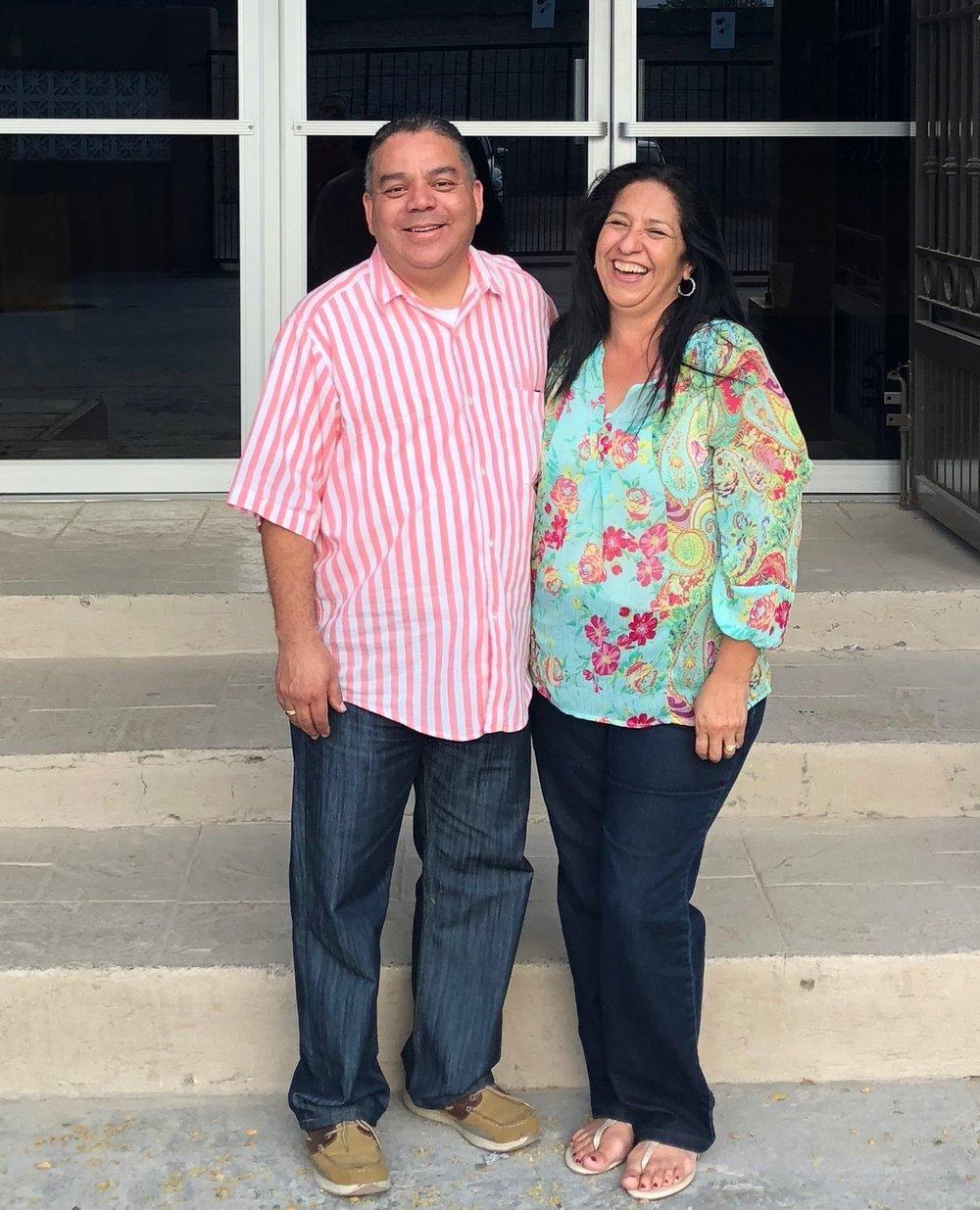 Copy of Pastors Jorge & Martha