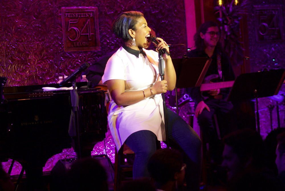 Sirens, Songs and Muses , Feinstein's/54 Below