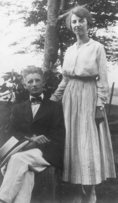 William & Haldora Engleson