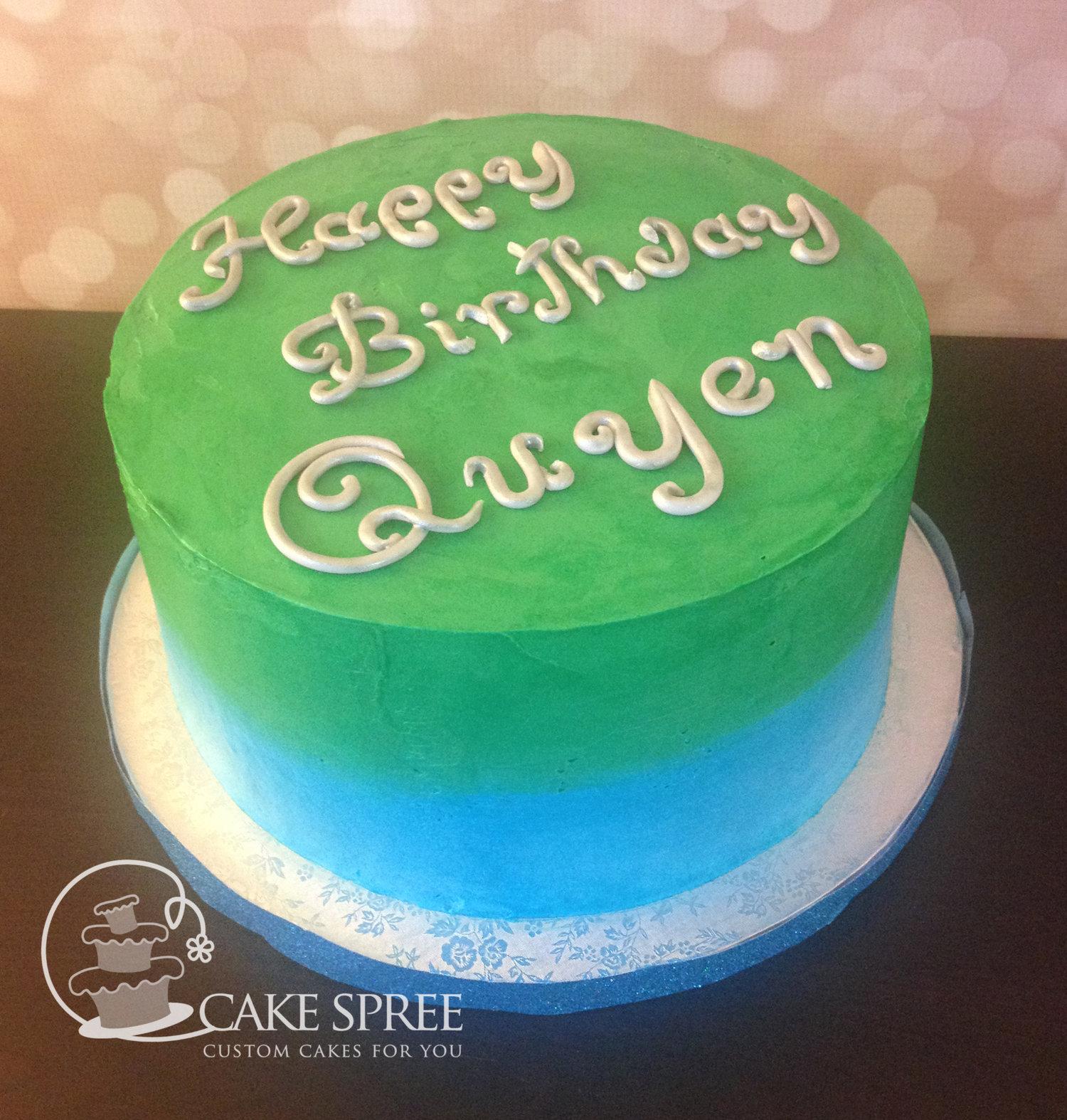 Cakes For Grownups Cake Spree