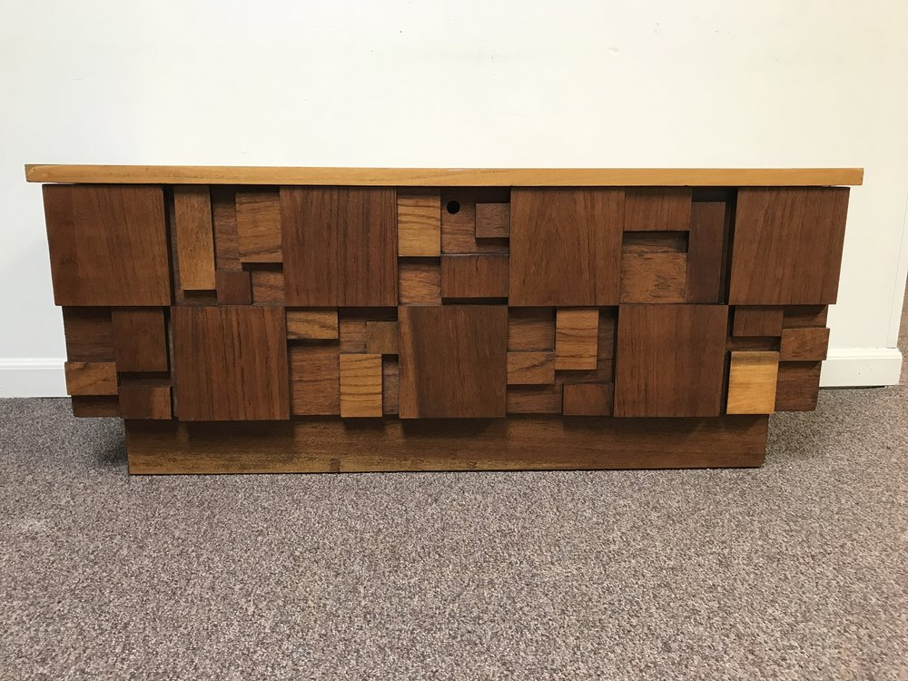 Lane Cedar Hope Chest Paul Evans Brutalist Style U2014 Ardesh