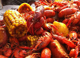 Sunday's All You Can Eat Crawfish from 10am - 2pm!