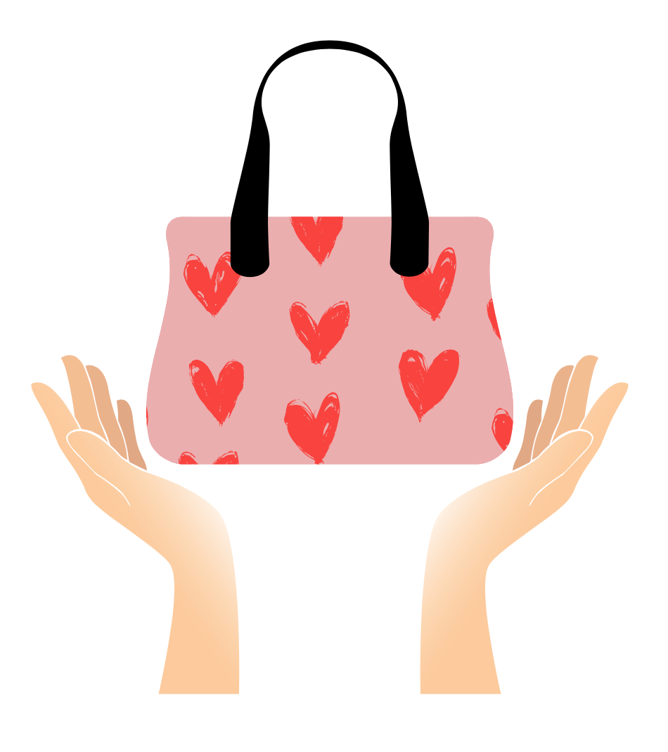 Our Story — HELPING HEARTS & HANDBAGS, INC