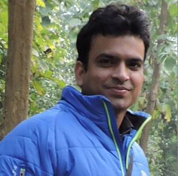 Abhinandan Mani Tripathi  (Postdoc) abhinandan.biotech98 at gmail.com  Abhi received in 2018 his PhD from the National Botanical Research Institute of the Academy of Scientific & Innovative Research, Lucknow, India. In Lucknow, Abhi was working in the group of Dr. Sribash Roy on the variability of miRNA content and function between native populations of  Arabidopsis thaliana  in India. Since January 2019 he is studying in our group the function of HYL1-Like protein in  Nematostella .
