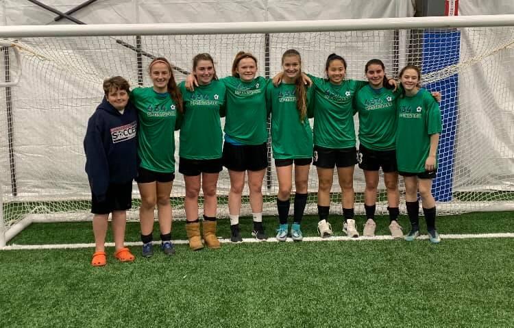 BC United  Harvest Cup - U16 Gitls Champions